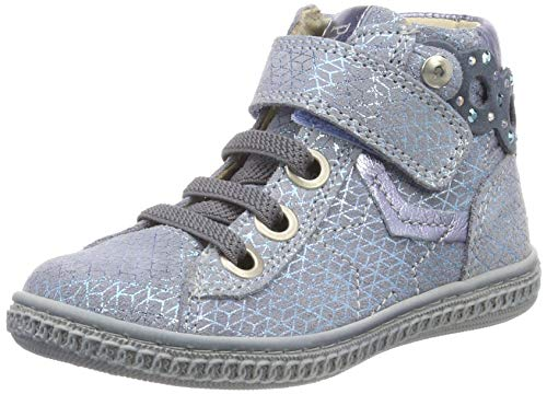PRIMIGI Baby Mädchen PST 34300 Sneaker, Blau (Avio 3430022), 26 EU