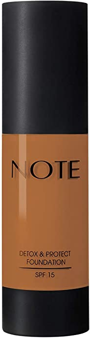 Note Detox And Protect Foundation 114 - Latte