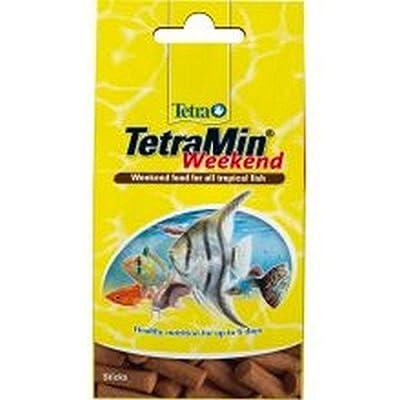 Tetra Weekend Fish Food (10 Sticks) by Tetra