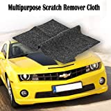 Best Car Scratch Removers - [2pack]Multipurpose Scratch Remover Cloth ,Car Paint Scratch Repair Review
