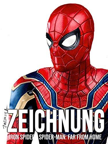 Clip: Zeichnung Iron Spider - Spider-Man: Far From Home (Spider Man Instant Video)
