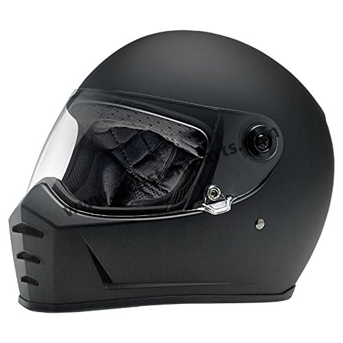 Casco Lane Splitter Helmet- ECE approved NERO OPACO