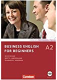 Business English for Beginners - Neue Ausgabe: A2 - Kursbuch mit CD