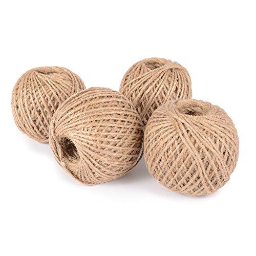 advantez-4-pack-164-piedi-iuta-della-tela-da-spago-string-corda-intrecciata-naturale-spessore-della-