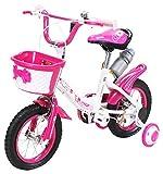 Actionbikes Kinderfahrrad Daisy ab 3-9 Jahren 12 16 20 Zoll Grün Kinder Mädchen Jungen Fahrrad … (12` Zoll)
