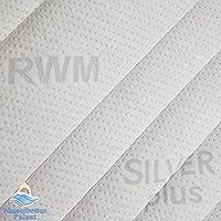 Comparador de precios Wasserbetten-Palast Funda de edredón de RWM de Nivel de Agua Silver Plus - para Todos los tamaños, 140 x 200 cm - precios baratos