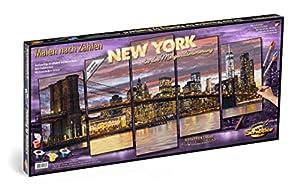 Schipper 609450806 - Juego de Pintar por números (132 x 72 cm), diseño de Nueva York