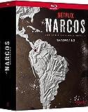 Narcos - Intégrale des saisons 1 et 2 [Blu-ray] [Import italien]