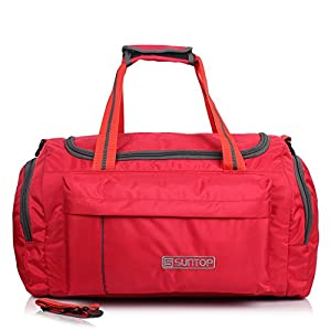 Suntop Alive Nylon 40 Ltr Oxford Blue Travel Duffles