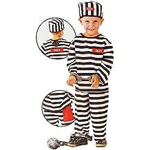 Sexy Gefängniswächter Kostüm