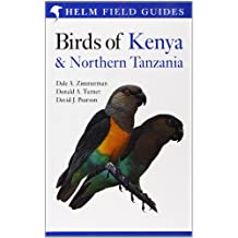 Birds of Kenya and Northern Tanzania (Helm Field Guides)