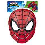 Marvel Hasbro Ultimate Spiderman Vs Sinister 6 Role Play Mask - Iron Spider (B6680)