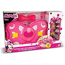 IMC Toys - Disney - Dressing Popstar portable de Minnie - 183711
