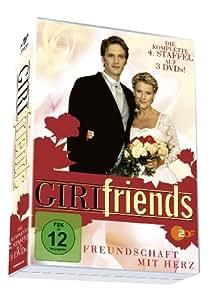 Girlfriends - die komplette 4. Staffel (3DVDs)