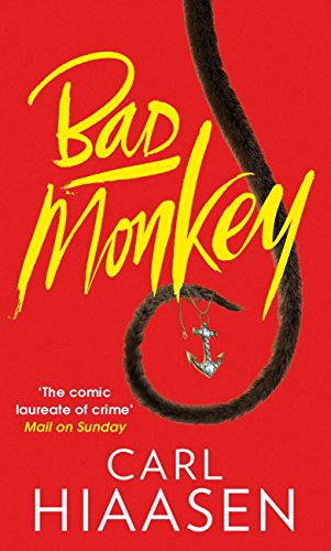 Book's Cover of Bad Monkey English Edition