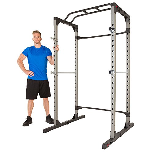 Fitness Reality 810 x LT Super Max Power Cage, 810XLT, Black