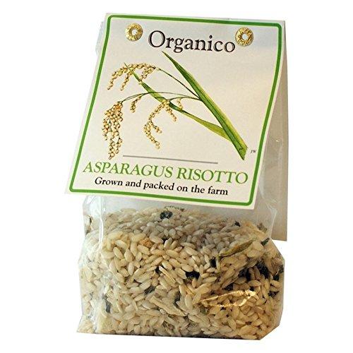 Organico Risotto Aux Asperges 250G - Paquet de 2