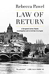Law of Return (Carlos Tejada Alonso y Leon Investigation Set in Spain)