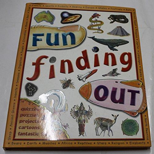 Fun Finding Out por Neil Morris
