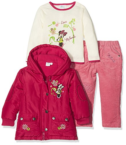 Disney Minnie Mouse Love, Conjunto de Ropa para Bebés