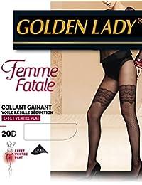 Collant Golden Lady Seduction Gainant 20D