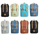 Rucksack Damen Herren Studenten Backpack Outdoor Cultz Jared 17 Zoll Laptop Rucksack 15