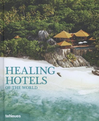 Healing Hotels of the World Buch-Cover