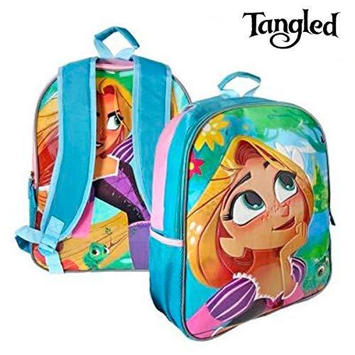 Tangled CD-21-2271 2018 Mochila Infantil, 40 cm, Multicolor