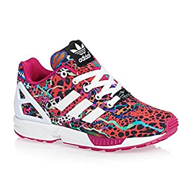 adidas ZX Flux K – Schuhe Mädchen, Mehrfarbig - bunt