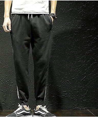 YYNANKU Uomo TT Men s Pants Pantaloni da Uomo Micro-Elasticizzati da Uomo  YYNANKU a Vita Media 161302134c8