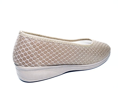 Selquir, Infradito donna Beige