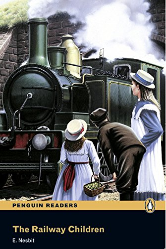 The Railway Children Book: Level 2 (Pearson English Graded Readers)
