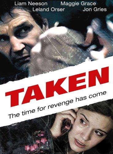 Taken Plakat Movie Poster (27 x 40 Inches - 69cm x 102cm) (2009)