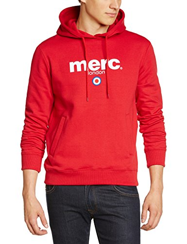 Merc of London Pill - Sweat-shirt à capuche - Uni - Manches longues - Homme