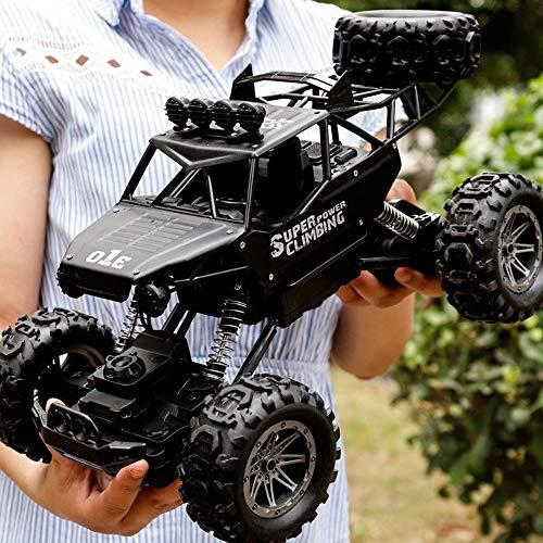 SSBH Giocattolo dei bambini dell'automobile di telecomando SUV Super grossa goccia elettrico a 4 ruote motrici da corsa Modello Lega Fuoristrada ricarica da auto for bambini adulti Toddlers