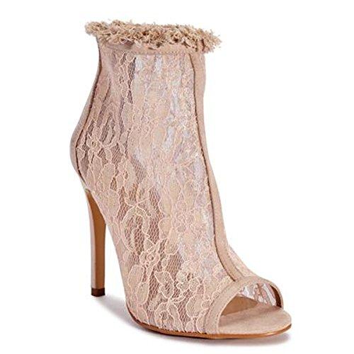 Shoesdays , Peep-Toe femme Nude