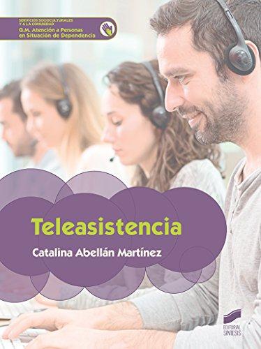 Teleasistencia (Servicios socioculturales y a la comunidad) por Catalina Abellán Martínez