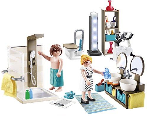 Playmobil Salle De Bain Avec Douche A L Italienne 9268 Rue De L Info