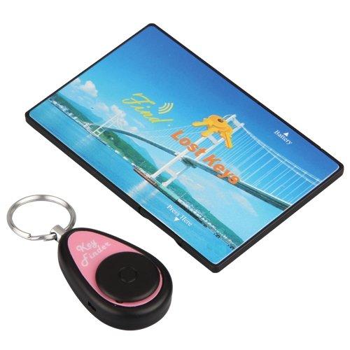 Preisvergleich Produktbild Set Schlüsselfinder Schlüssel Key Finder Schlüsselring 25m