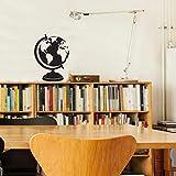 wandaufkleber sterne Globus für das Klassenzimmer