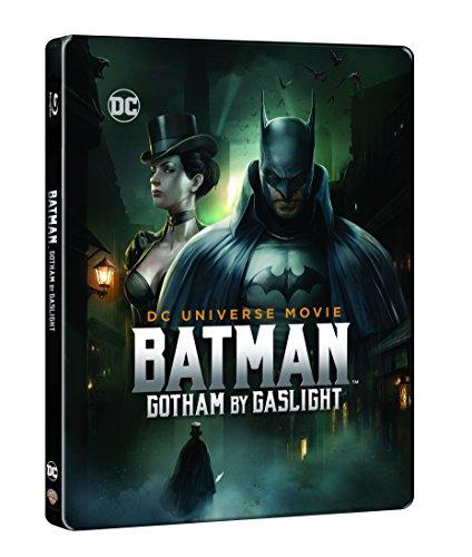 Gotham By Gaslight - Steelbook [Blu-ray] [2017]