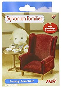 Sylvanian Families – Fauteuil Luxueux – Luxury Armchair (Mobilier et Accessoires)