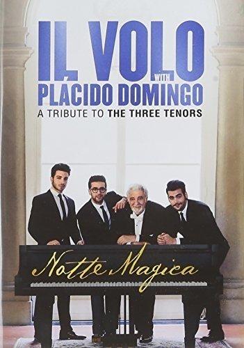 Il Volo with Placido Domingo - Notte magica - A Tribute To The Three Tenors Preisvergleich