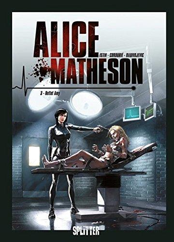 Alice Matheson. Band 3: Rettet Amy (Amy Jean)