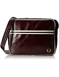 Fred Perry Classic Shoulder Bag Homme Sacs Rouge