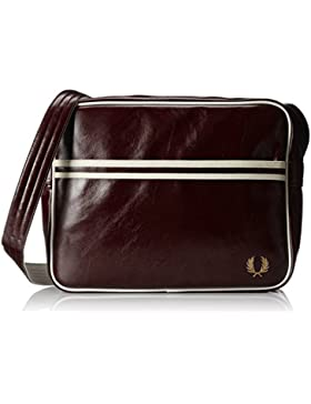 Fred Perry Classic Shoulder Bag Herren Tasche Rot