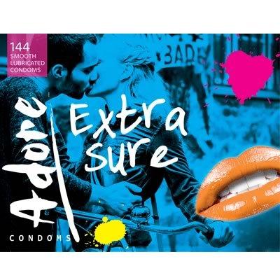 adore-extra-sure-condoms-144pcs