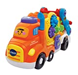 VTech 151317 Toot-Toot Drivers Big Fire Engine Tut Tut trailer N/A