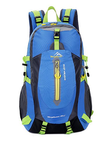 ZQ 40 L Wasserdichte Dry Bag / Rucksack Camping & Wandern Multifunktions andere Black