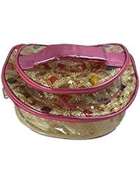 21R Travel Organiser Bag, Utility Bag, Cosmetic Bag, Makeup Bag, Jewelery Bag, Jewelery Pouch, Toiletries Bag,... - B07DGD3ZX6